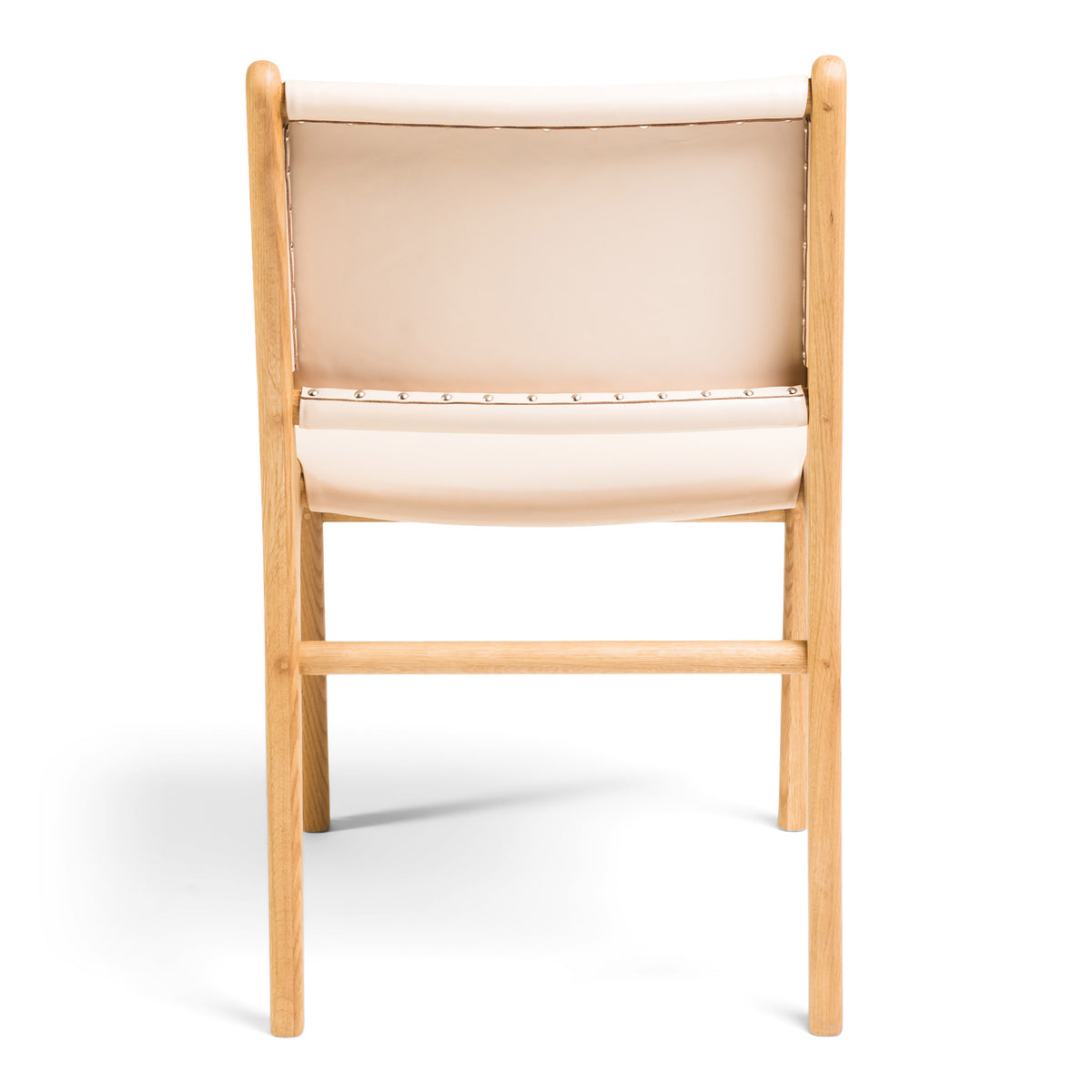 Spensley Dining Chair Oak - Rose Blush