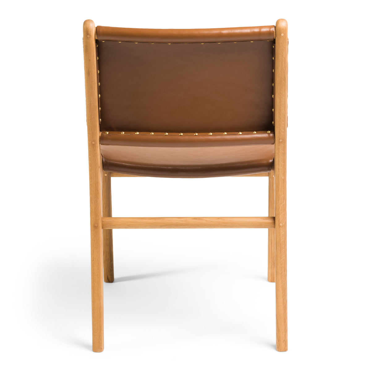 Spensley Dining Chair Oak - Tan