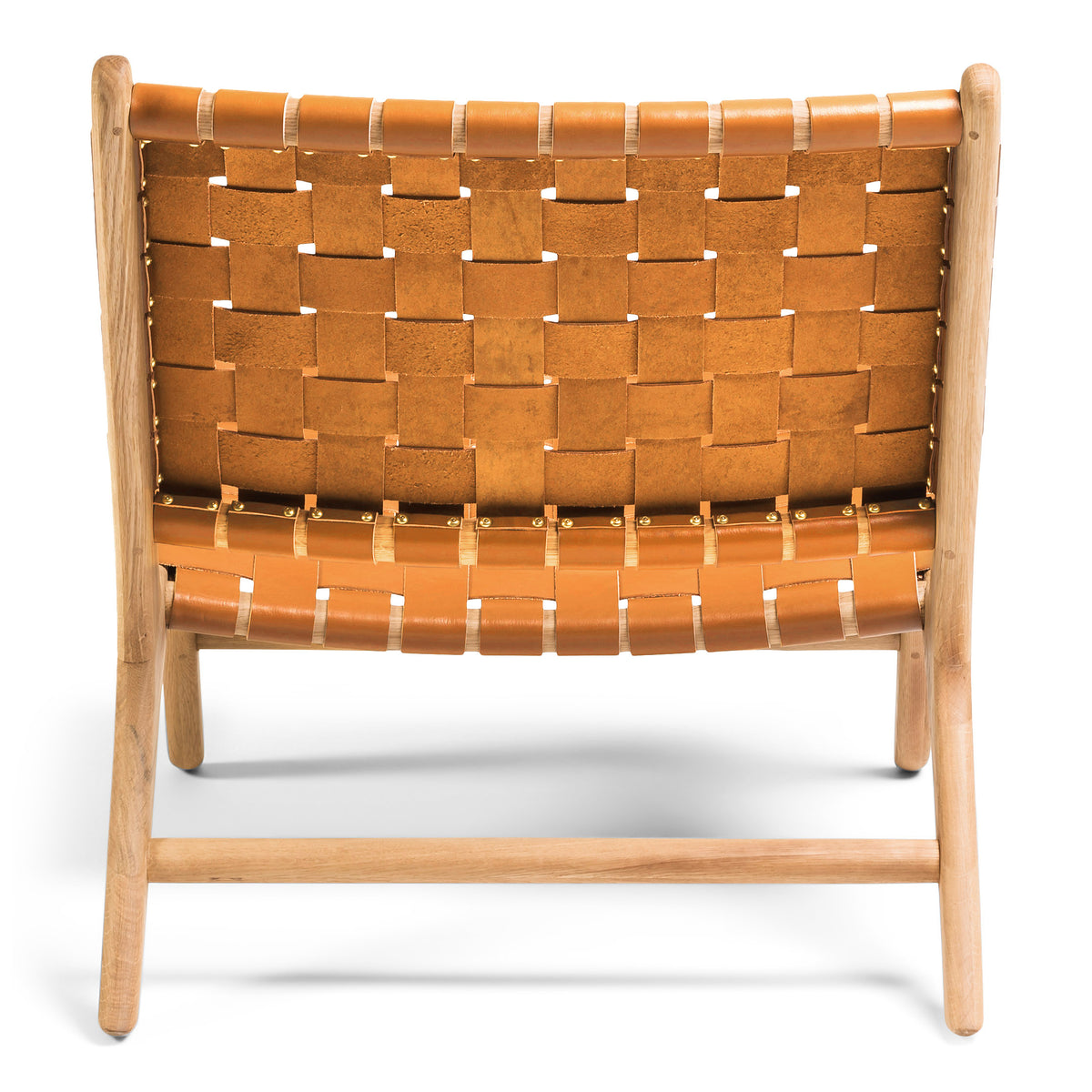 Tanner Armchair Oak - Whiskey