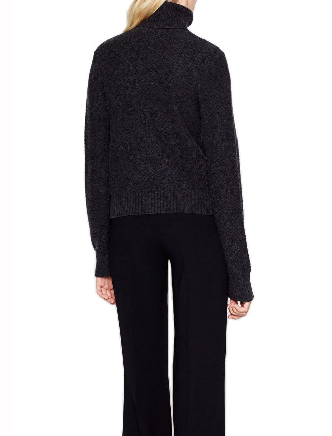 Atticus Cable Stitch Turtleneck