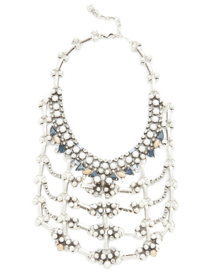 Galileo Bib Necklace