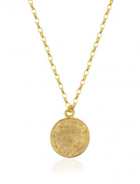 Coin Ottoman Necklace