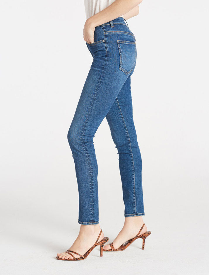 High Rise Skinny Palme in sentiment