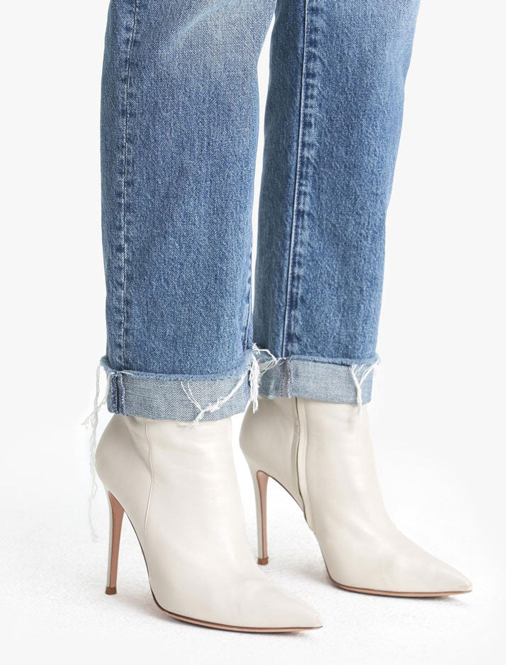 Scrapper Cuff Ankle Fray in take me higher