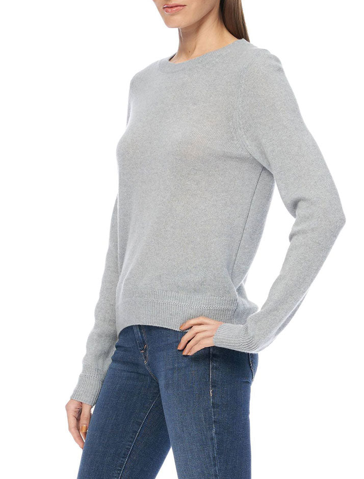 Leila Sweater Misty Blue
