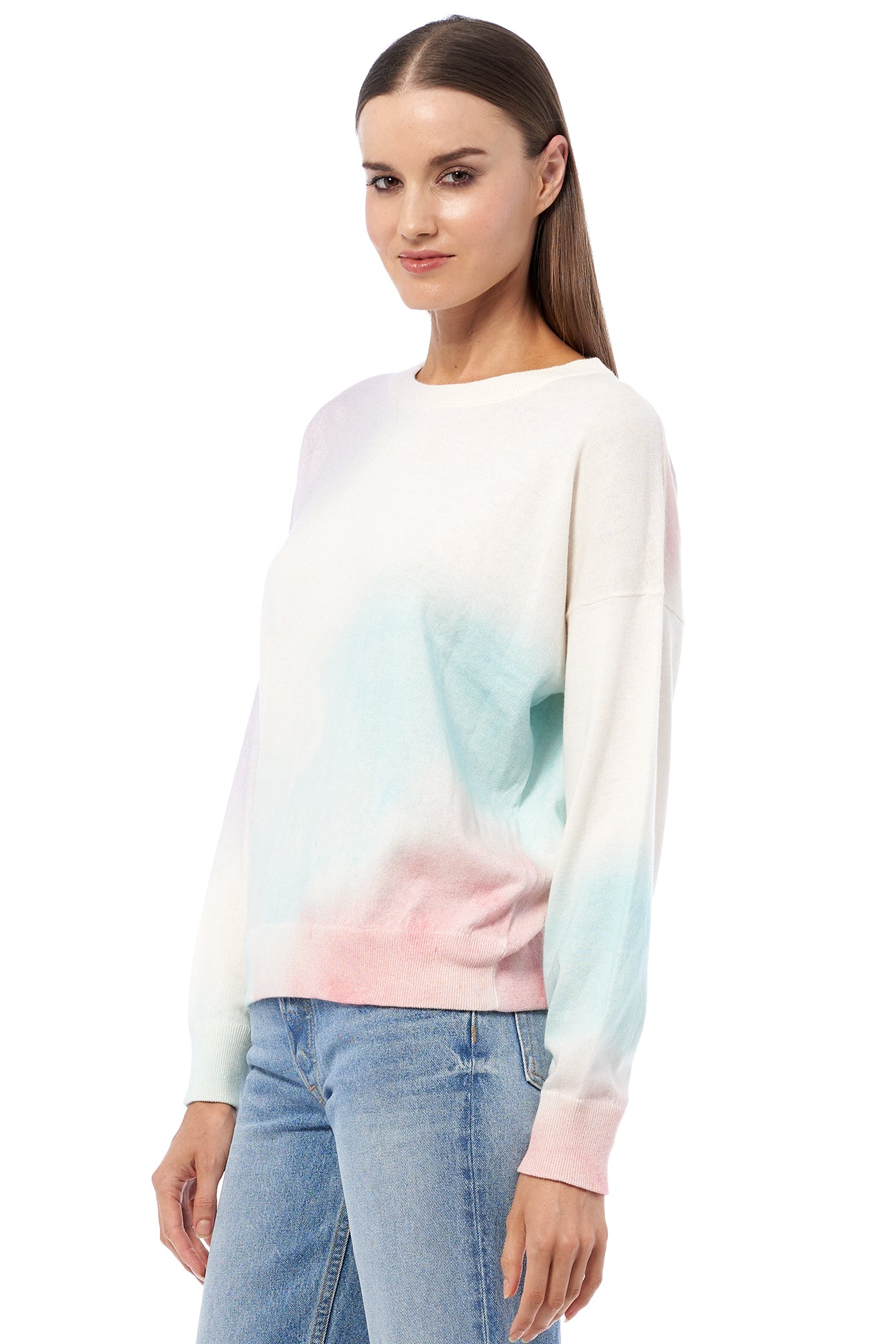 Mazari Sweater in Chalk Multi