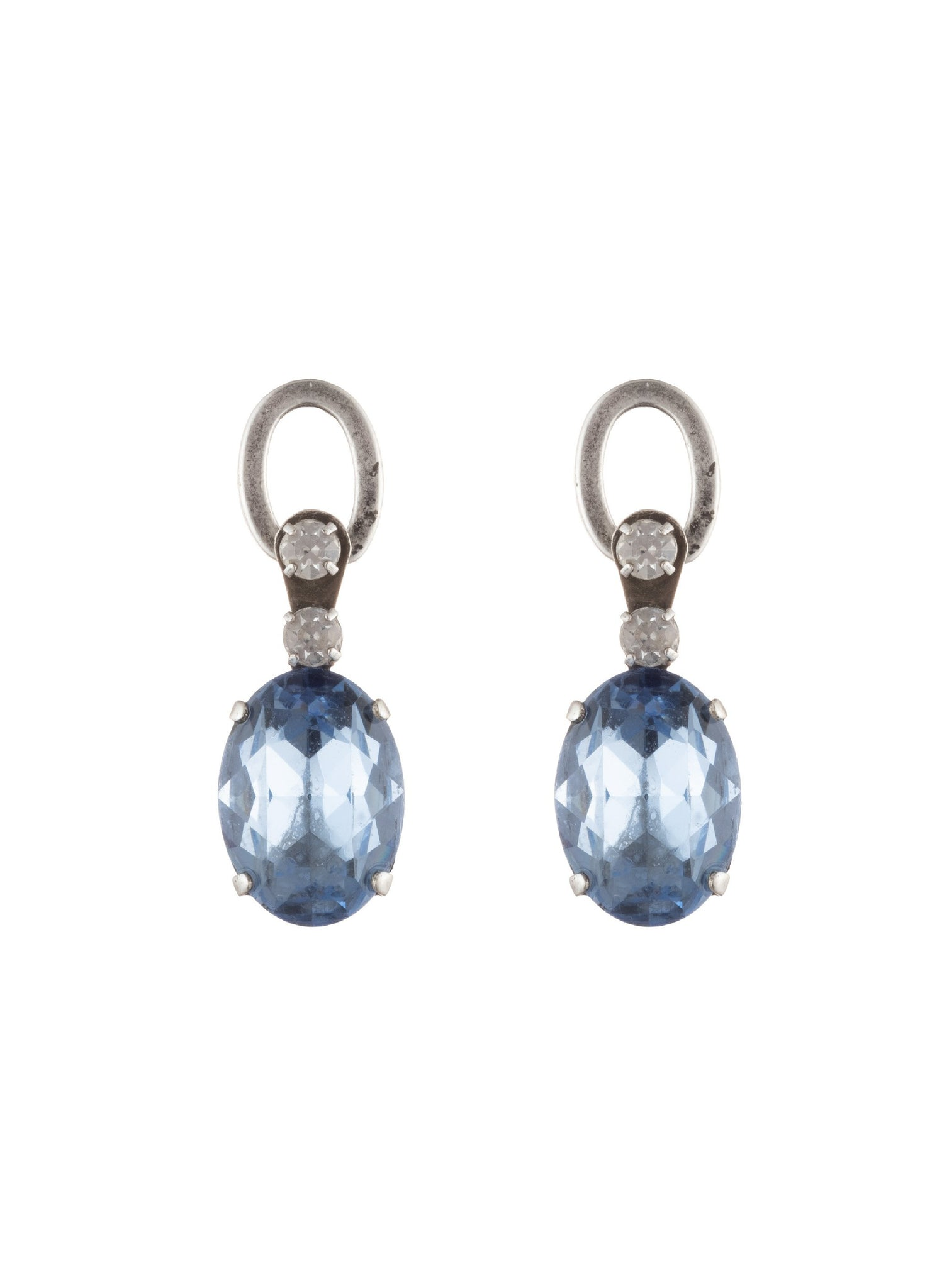 Loewy Earrings Blue
