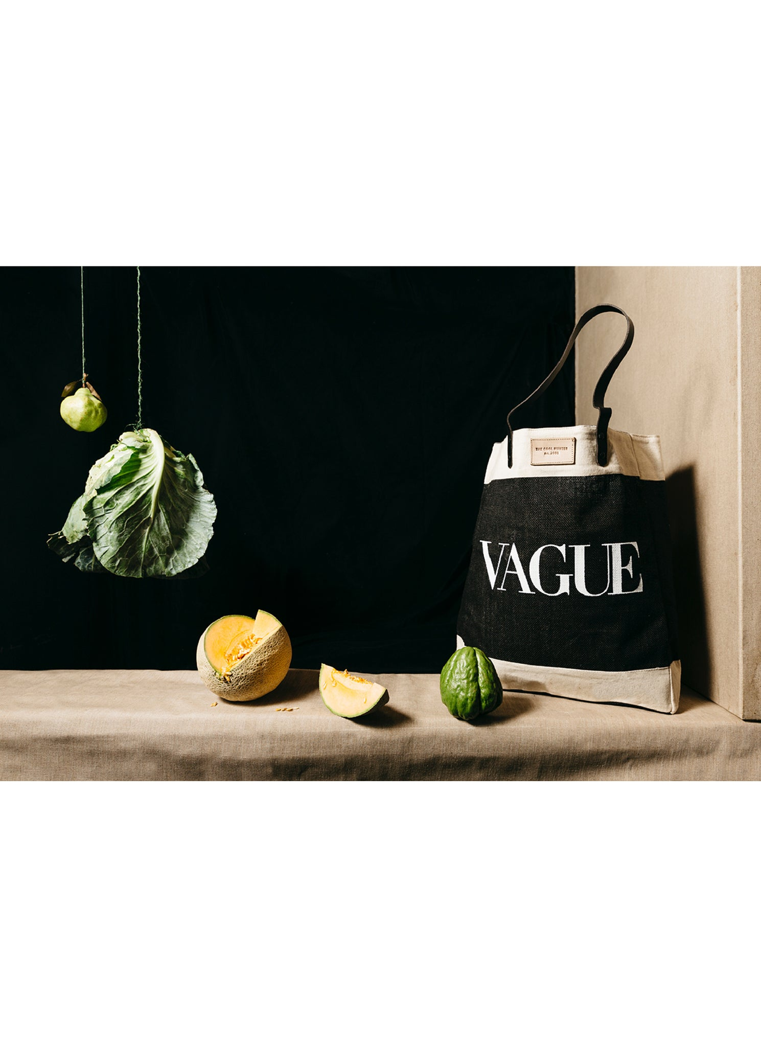 Vague - Market Bag