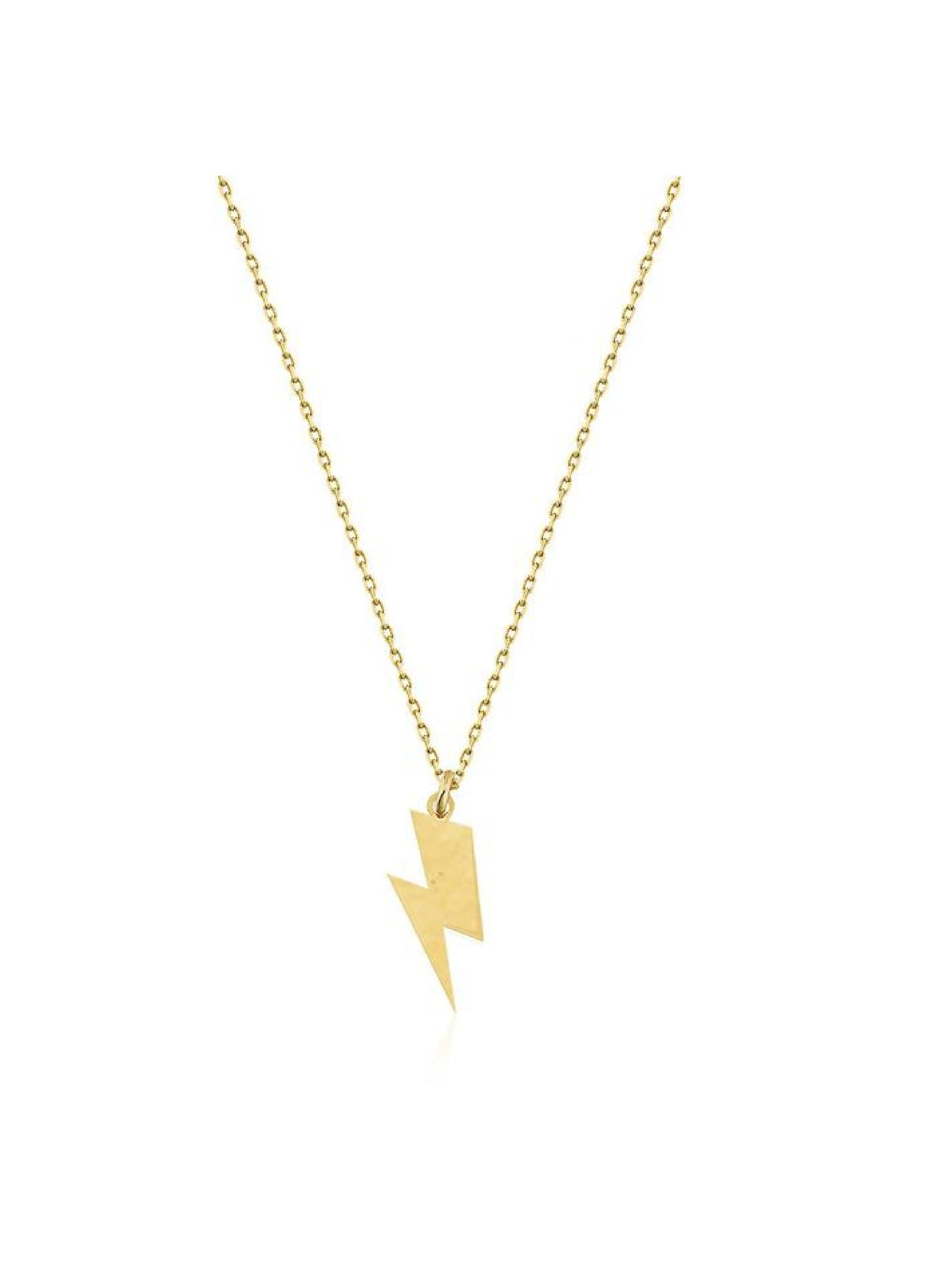 Necklace Thunder Gold