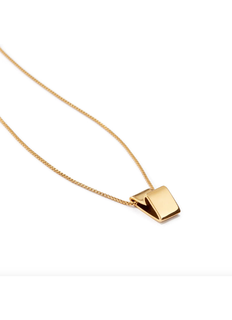 All Love Pendant in Gold