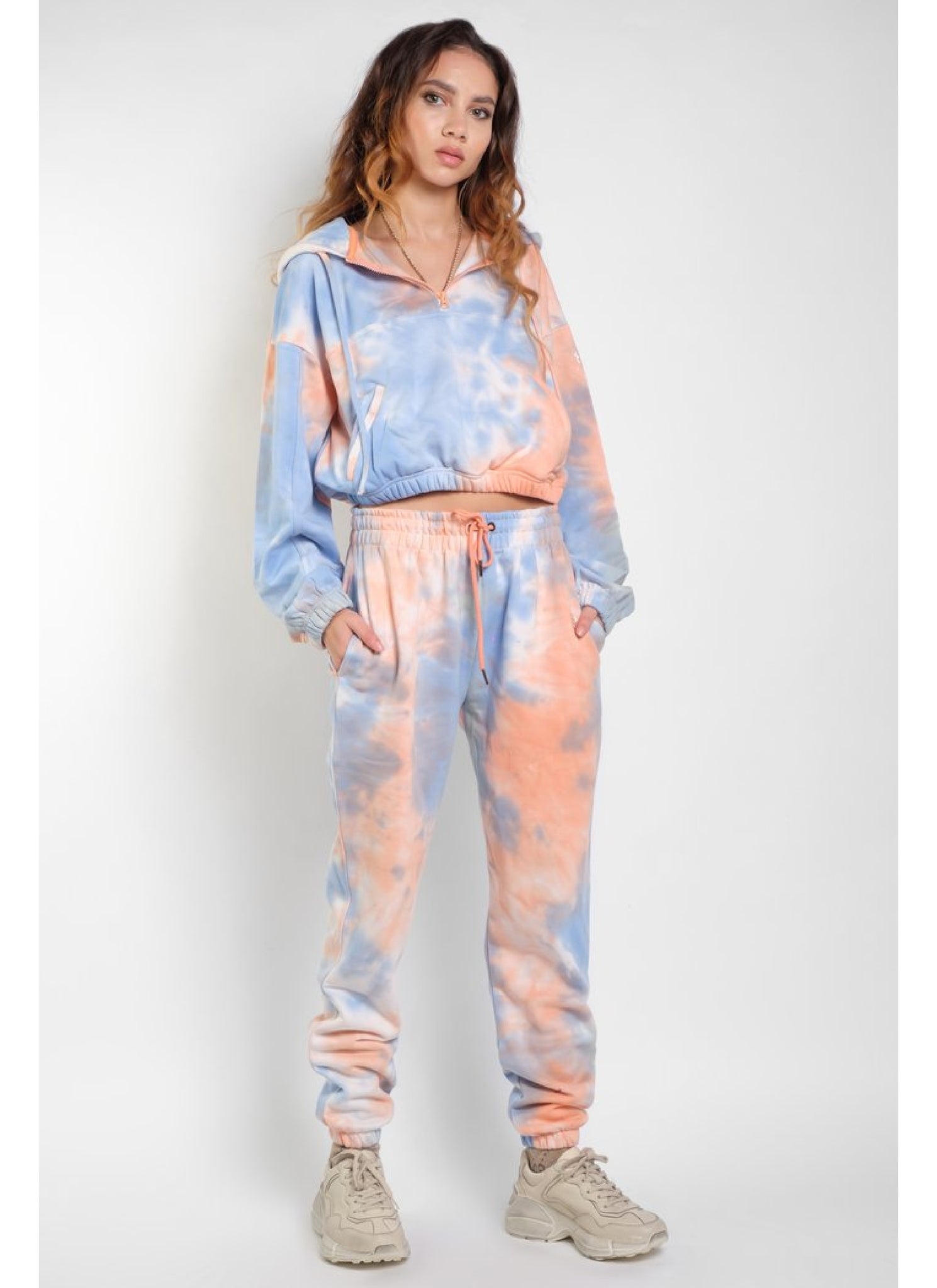 Track Pant in Candyfloss