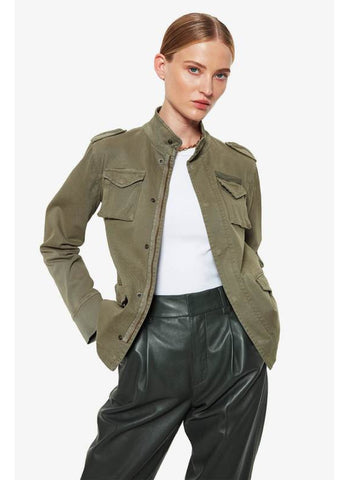 Army Jacket in Green