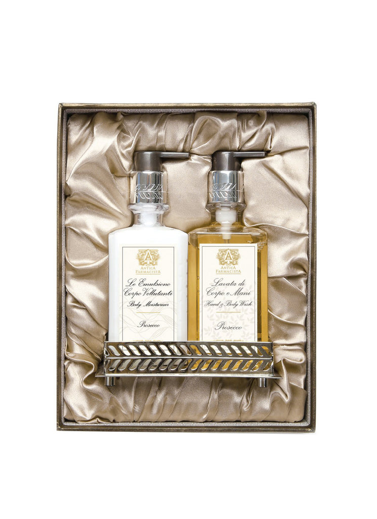 Nickel Bath & Body Gift Set. Prosecco