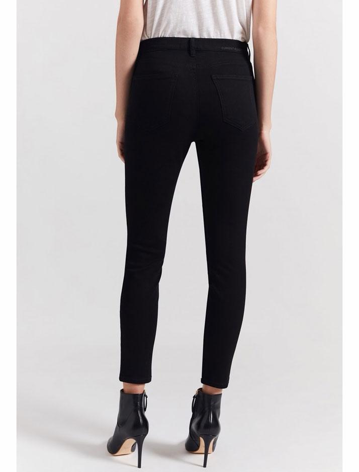 The High Waist Stiletto Clean Black