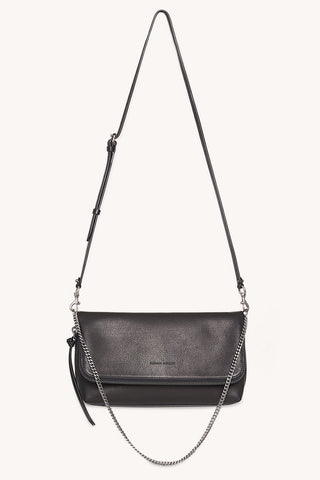 Date Convertible Crossbody in Black