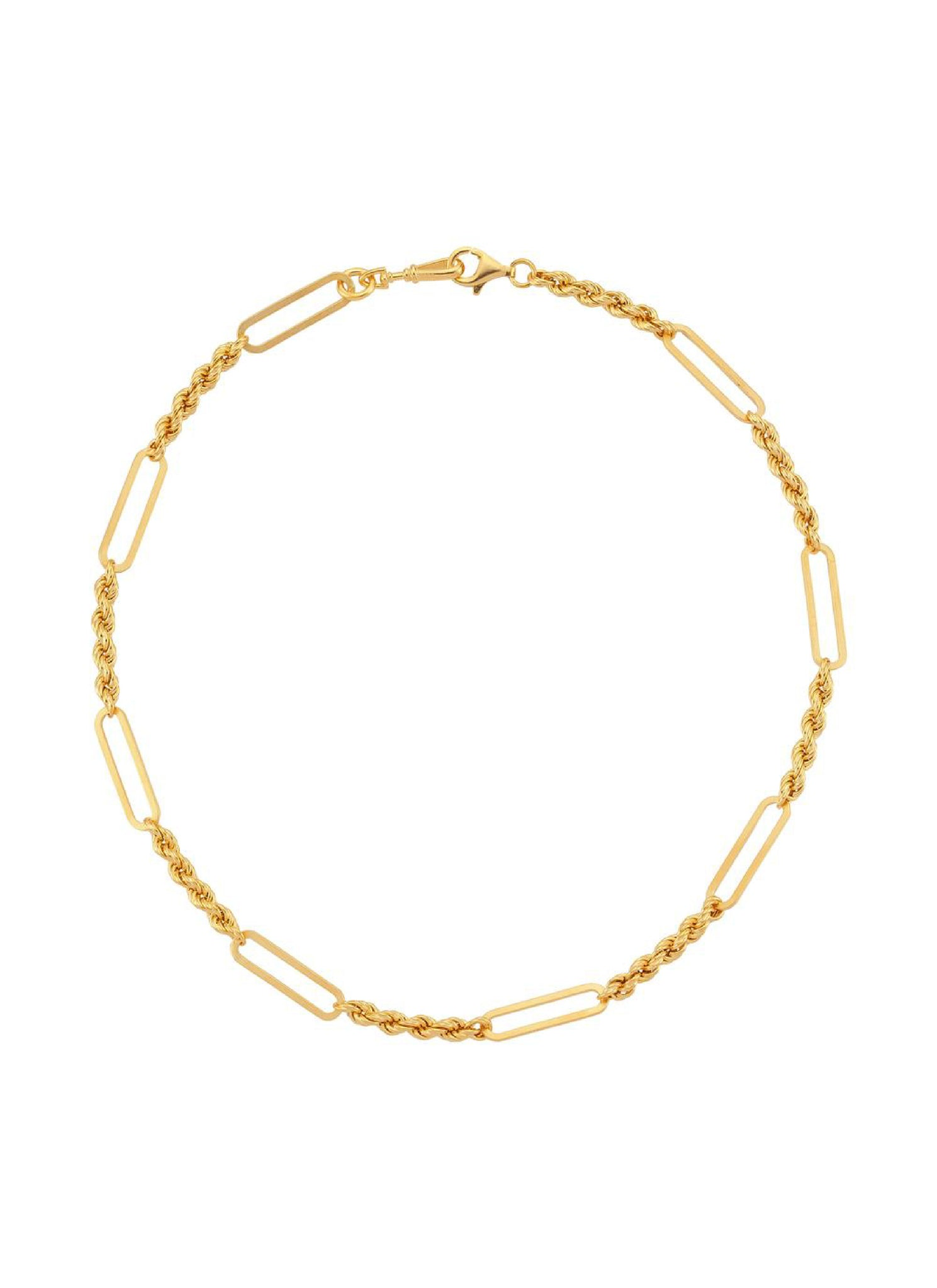Necklace Victoria in Gold