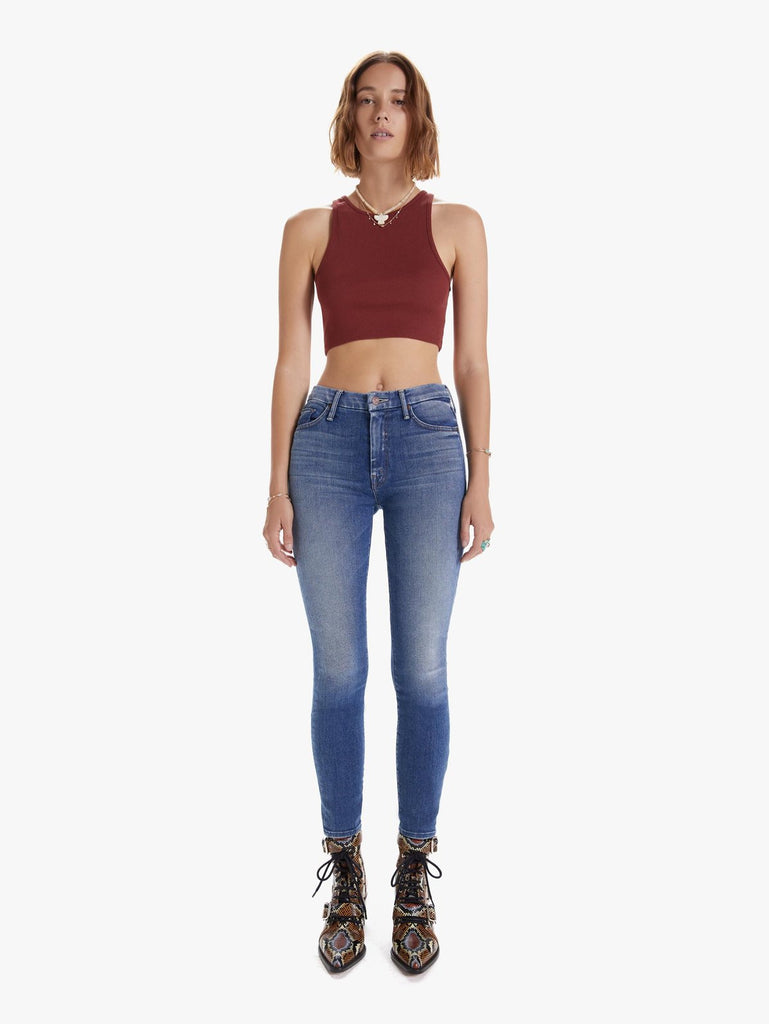 The High Waisted Looker in Satisfaction Guaranteed