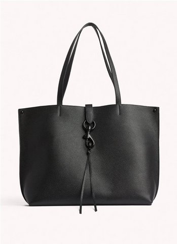 Megan Tote in Black