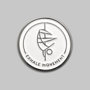 Exhale Movement Pin