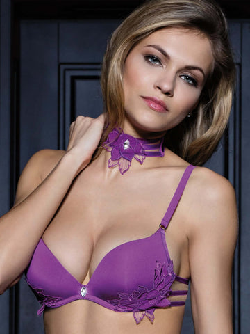 Divine wireless push up bra