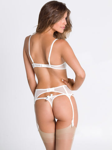 PRELUDE Eternity suspender belt - The Lingerie Boutique