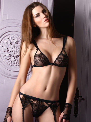 Private Game suspender belt