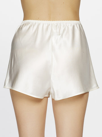 Silk shorts - LingerieBoutique - 2