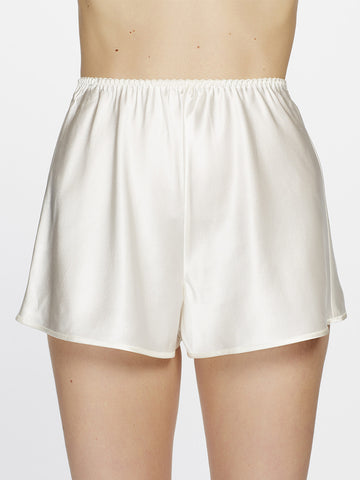 GINIA Silk shorts - The Lingerie Boutique