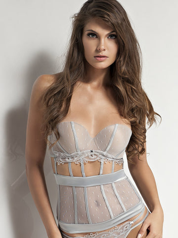 LISCA Emotion padded strapless top - The Lingerie Boutique