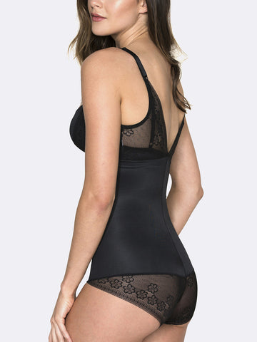 HUSH HUSH Essensual lace underbra bodyshaper - The Lingerie Boutique