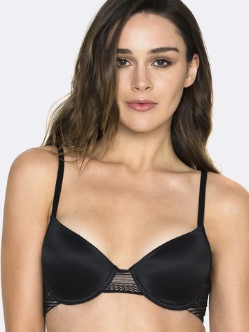 HUSH HUSH Whisper t-shirt bra - The Lingerie Boutique