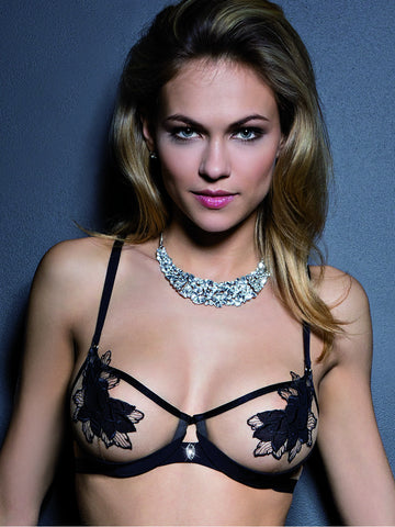 LISCA Divine balconette bra - The Lingerie Boutique