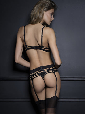 Divine crotchless g-string