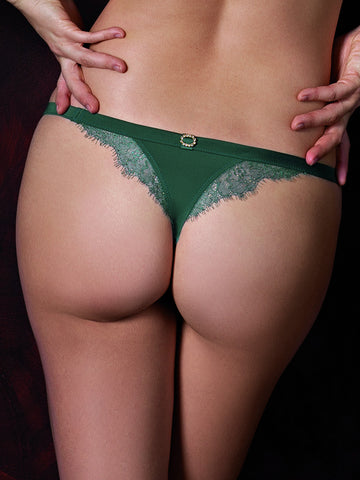 LISCA Glitter g-string - The Lingerie Boutique