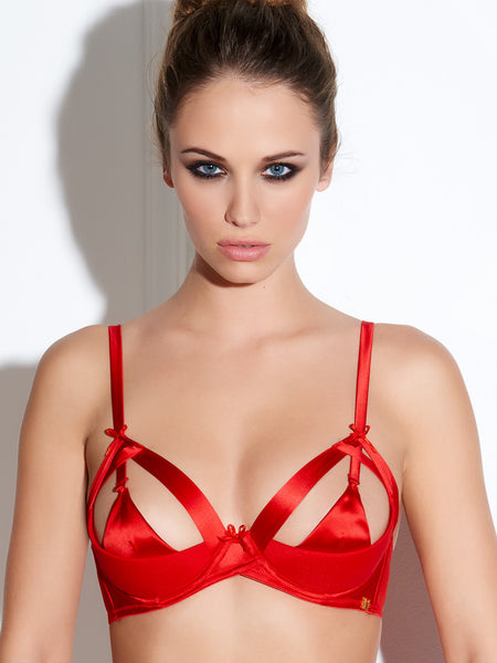 MILLESIA Venus triangle bra - The Lingerie Boutique