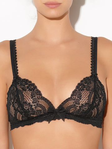 Serenade Triangle bra - LingerieBoutique - 1