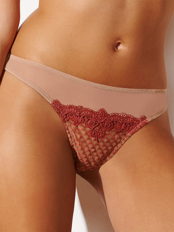 MILLESIA Impertinente g-string - The Lingerie Boutique