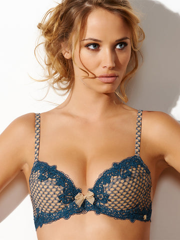 MILLESIA Impertinente push up bra - The Lingerie Boutique