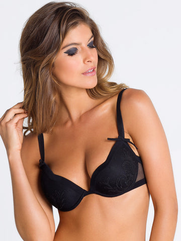 Trasparenza push up bra - LingerieBoutique - 1