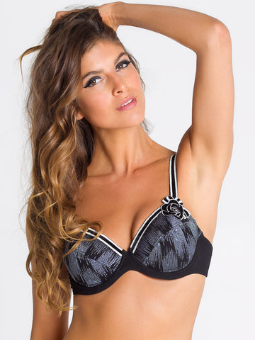 LOU PARIS Clin D'Oeil full cup bra - The Lingerie Boutique