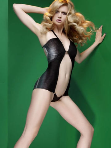 MADE BY NIKI String Bodysuit - The Lingerie Boutique