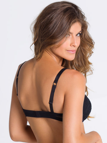 Trasparenza push up bra - LingerieBoutique - 2
