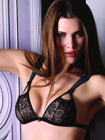 LingerieBoutique Private Game triangle bra - The LingerieBoutique - 1