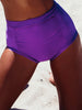 ROBB & LULU Freestyle Purple high brief - The Lingerie Boutique