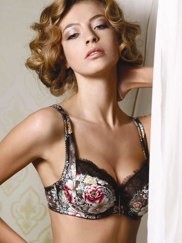 PRELUDE Passion underwire bra - The Lingerie Boutique