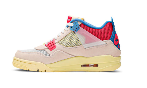 "Air Jordan 4 x Union ""Guava Ice"" - Zero's"