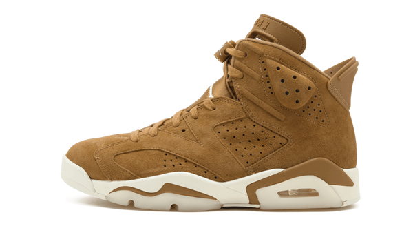 "Air Jordan 6 ""Golden Harvest"" Wheat - zero's world sneakers store los angeles melrose round two flight club supreme"