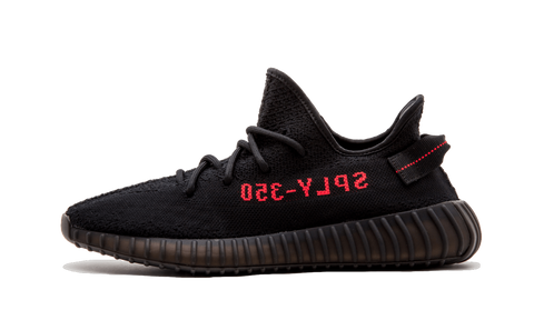 "Adidas Yeezy Boost 350 V2 ""Black/Red"" - zero's world sneakers store los angeles melrose round two flight club supreme"