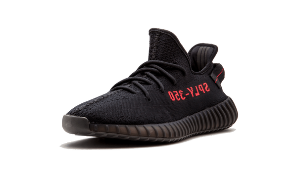"Adidas Yeezy Boost 350 V2 ""Black/Red"" - zero's zeros world sneakers store stores shop los angeles melrose fairfax LA l.a. legit authentic cool kicks undefeated round two flight club supreme where to buy sell yeezy yezzy yeezys vlone off white hype sneaker shoes streetwear sneakerhead consignment trade resale best dopest shopping"