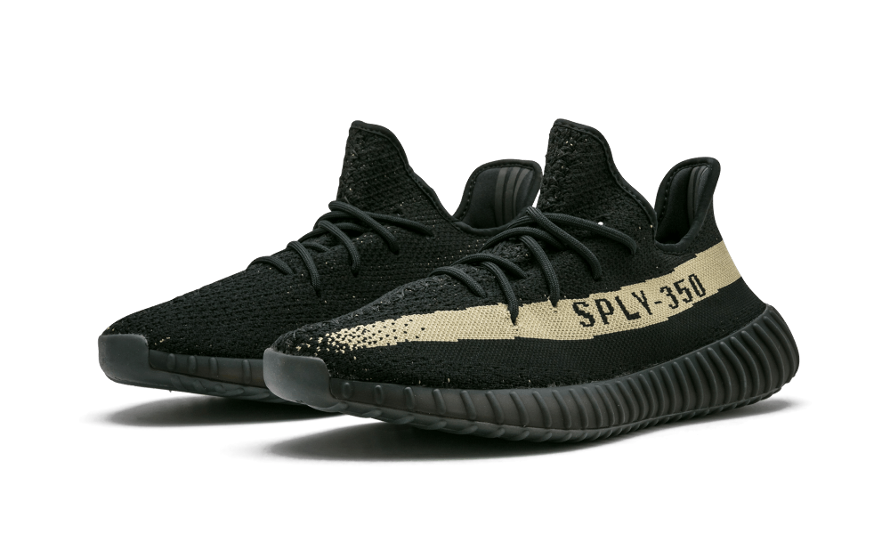 Contemporary Icon - Yeezy Boost 350 V 2 Green / Core Black